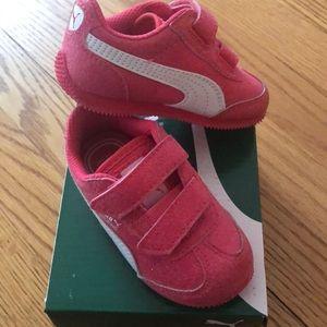 Puma Whirlwind Glitz Pink Shoes